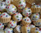 Sabonete Cupcake