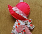 Chaveiro Sunbonnet