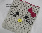 Capa/case para tablet - Hello Kitty -