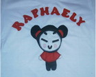 Camiseta personalizada PUCCA