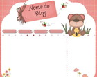 Template para Blog Bear I -2011