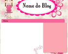 Template para Blog Girl Flore 2011