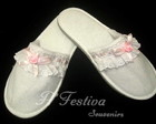 Pantufa Cor de Rosa