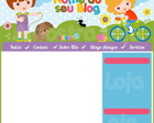 Template para Blog + Banner Face