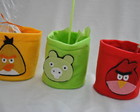 Lembrancinhas - Porta Lpis Angry Birds