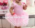 Conjunto Bailarina Rosa