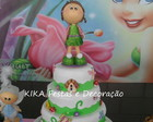 TOPO DE BOLO PERSONALIZADO TINKERBELL