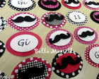 TAGS MOUSTACHE - Gi