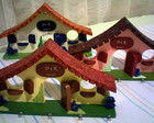 Porta Chaves (casinha)