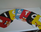 Bandeirola Angry Birds