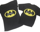 Kit Camisetas Batme Batfilho(a)