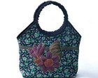 Bolsa Regata Bordado chita