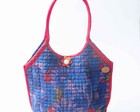 Bolsa Regata chita