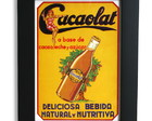 Quadro vintage Cacaolat
