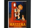 Quadro vintage Maizena