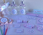 Kit Ch De Beb Princesa Personalizado 2