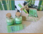 Kit Spa Relaxante Bamboo