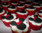 Cup Cakes Mickey/Minnie