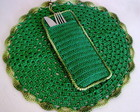 Kit Verde Bandeira de Sousplat e Porta T