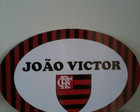 Placa Flamengo