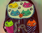 Mochila Cats