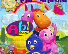 Revista de Colorir - Backyardigans 2