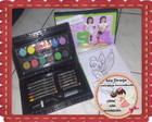 Kit colorir com estoj�o
