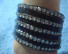 Bracele strass Morena Salve Jorge