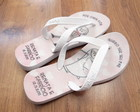 Chinelo personalizado para festas