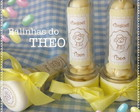 Tubetes mini com balinhas ou confetes