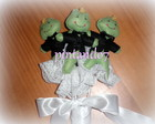 Bouquet Principe Sapo com 3