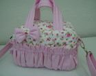 Bolsa P Rosa Florido Lao