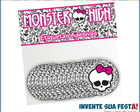 Pacote Etiqueta Adesiva Monster High G
