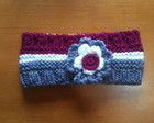 Faixa Em Tric E Croch - Headband