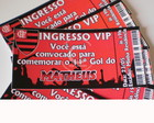 Convite Ticket / ingresso