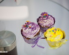 Wrapper - Saia Para Cupcake C/ 12 Uni