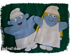 FANTOCHE - DESASTRADO E SMURFETTE