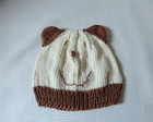 GORRO AMIGO URSO, LINHA, 6 A 18 MESES
