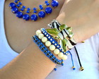 MIX DE PULSEIRAS ROYAL