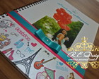 Caderno Personalizado