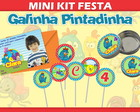 Mini Kit da Galinha