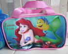 Necessaire retangular  Princesa Ariel 1