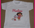 Camiseta Dora Aventureira