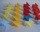Peixinhos de origami simples