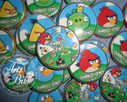 Latinha Mint To Be Angry Birds