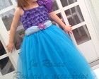 Vestido Luxo Princesa Ariel