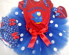 Conjunto Tutu Galinha 2  E Tapa Fralda