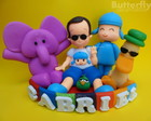 Personalizado Pocoyo e turminha