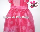 Vestido Infantil Uniqua