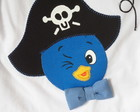 Camiseta Pablo Pirata